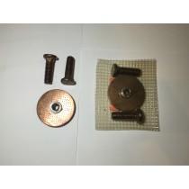 Ремкомплект стартера  МАЗ  ст-2501 (ЛТРА)  (медь)
