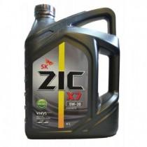 Моторное масло ZIC X7 Diesel 10W-30 6л
