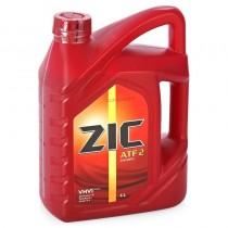 Масло трансмиссионное синтетическое ZIC ATF 2 (4л)